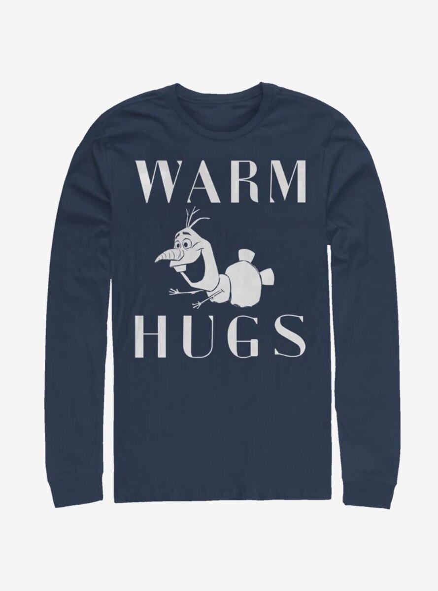 Disney Frozen 2 Warm Hugs Long-Sleeve T-Shirt