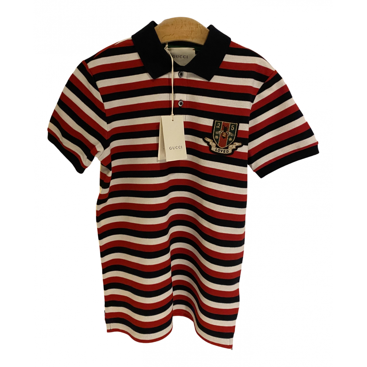 Gucci N Red Cotton  top for Kids 10 years - up to 142cm FR
