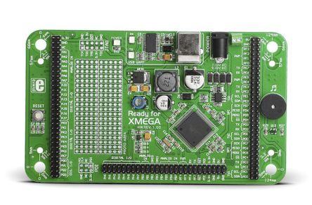 MikroElektronika Ready for XMEGA MCU Development Board MIKROE-793