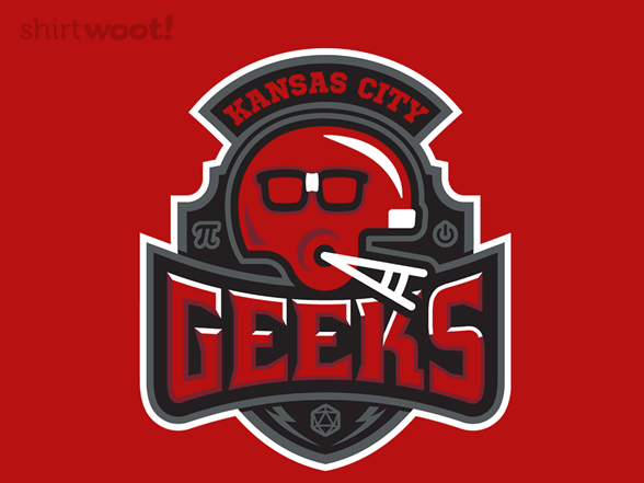 Kansas City Geeks T Shirt
