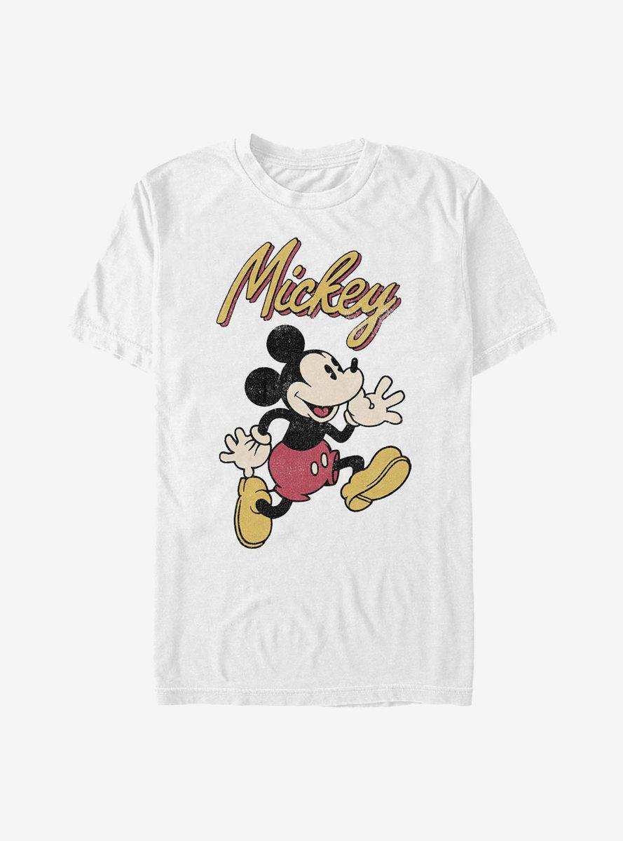 Disney Mickey Mouse Vintage Mickey T-Shirt