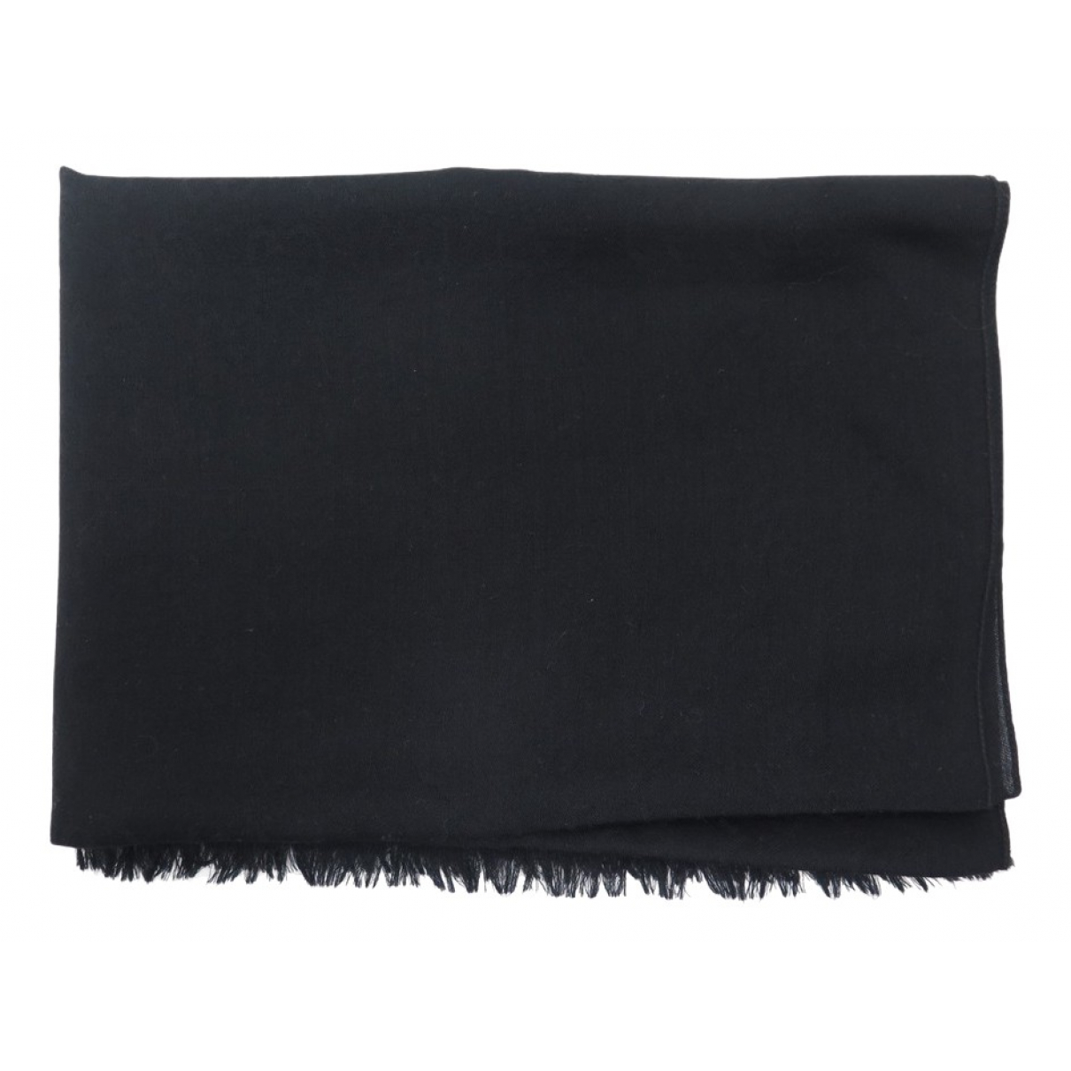 Gucci N Black Wool scarf for Women N