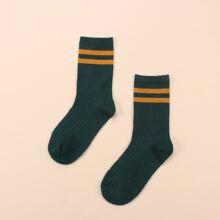 Striped Pattern Socks