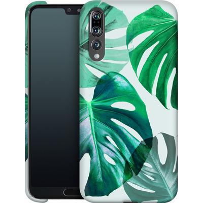 Huawei P20 Pro Smartphone Huelle - Monstera 1 von Mareike Bohmer