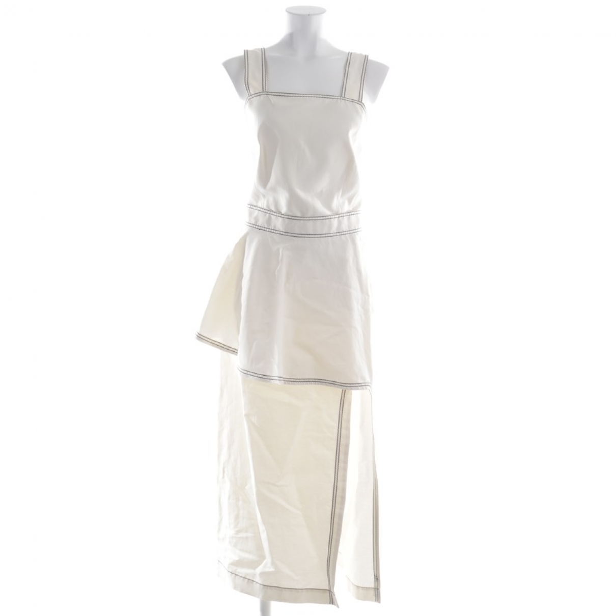 Stella Mccartney - Robe   pour femme - blanc
