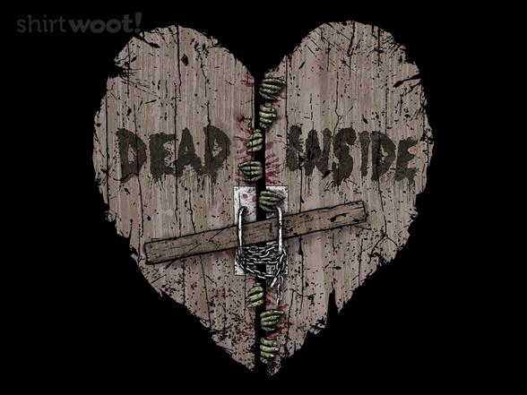 Dead Inside T Shirt