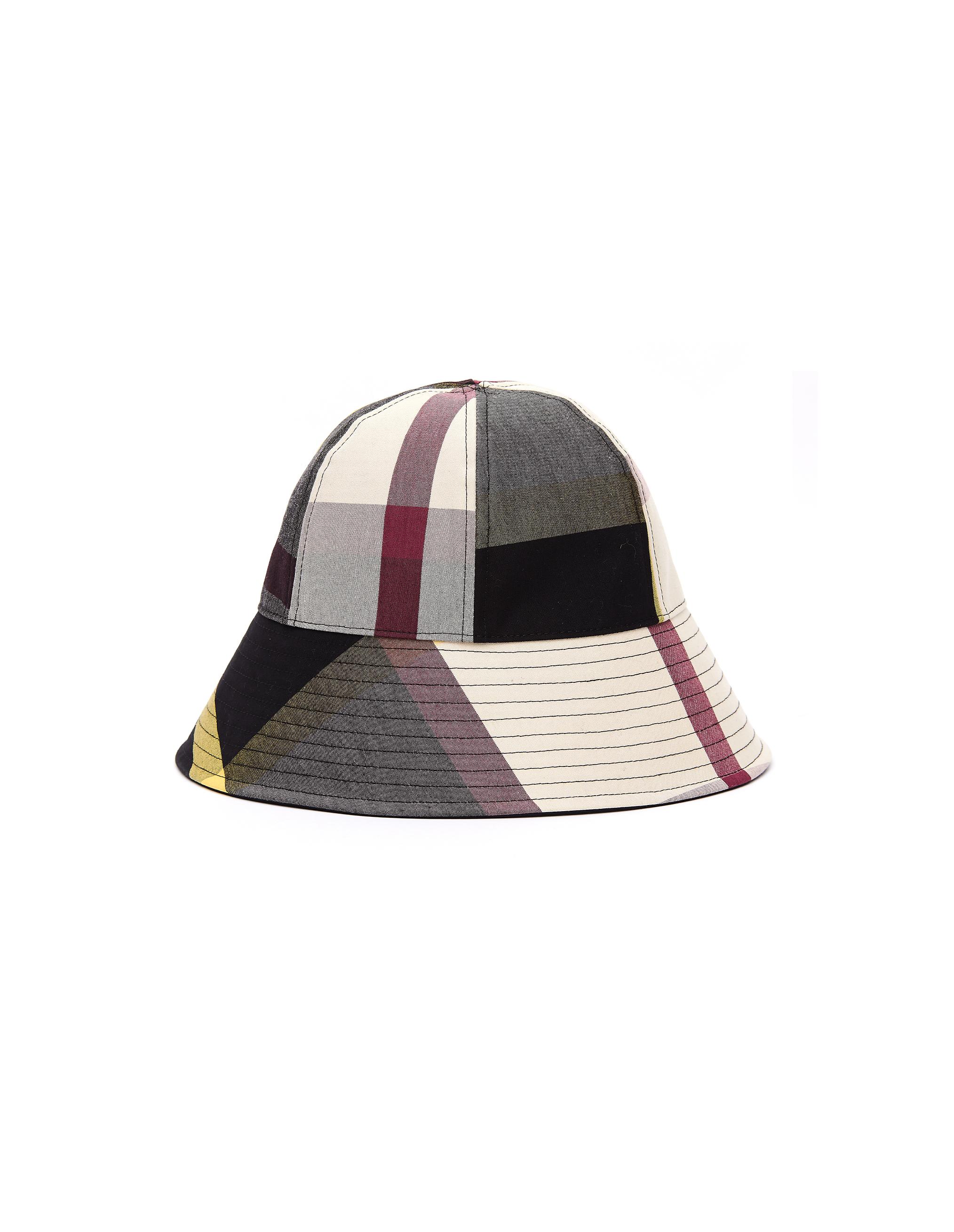 Jil Sander Multicolor Bucket Hat