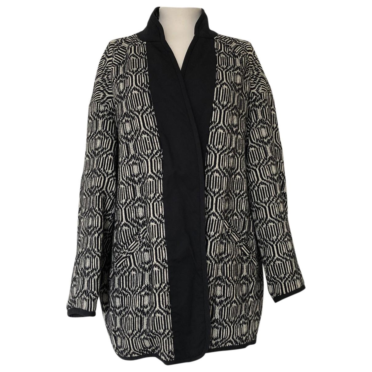 Isabel Marant Etoile \N Jacke in  Schwarz Wolle