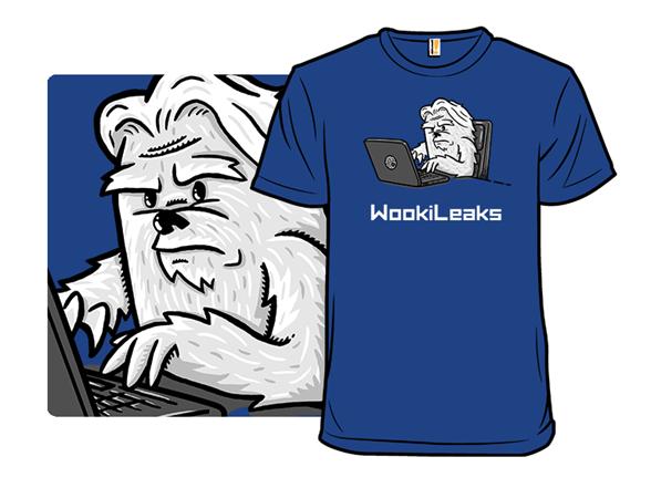 Wookieleaks T Shirt