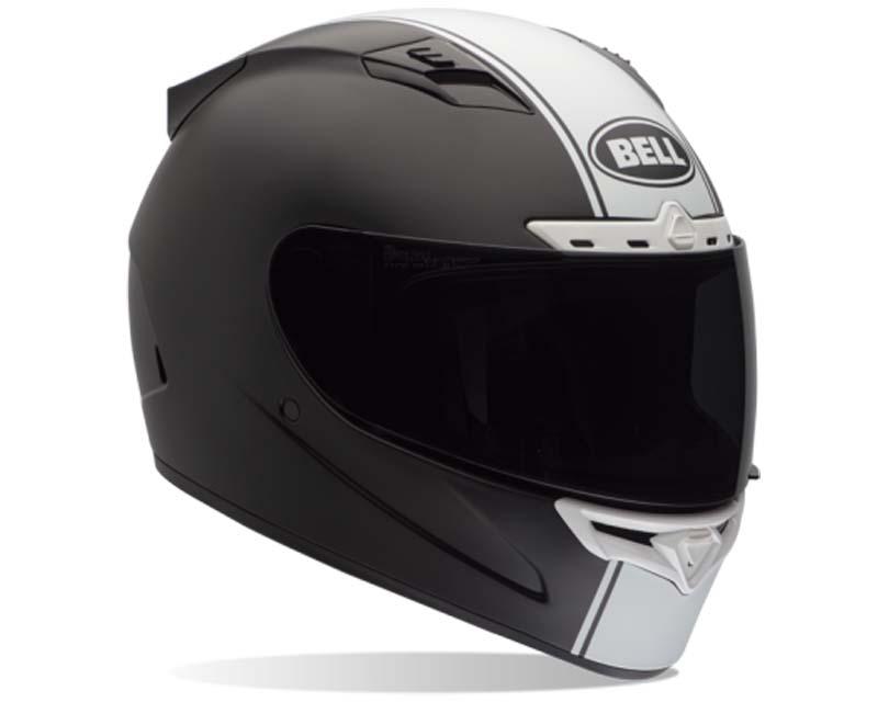 Bell Racing 7047731 Vortex Rally Matte Black Helmet 55-56 | SM