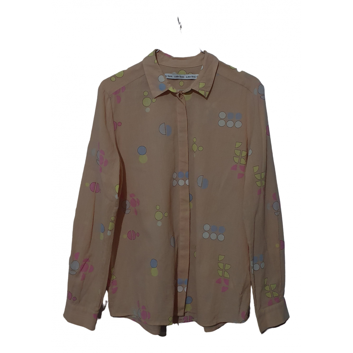 & Stories \N Multicolour Cotton  top for Women 38 FR