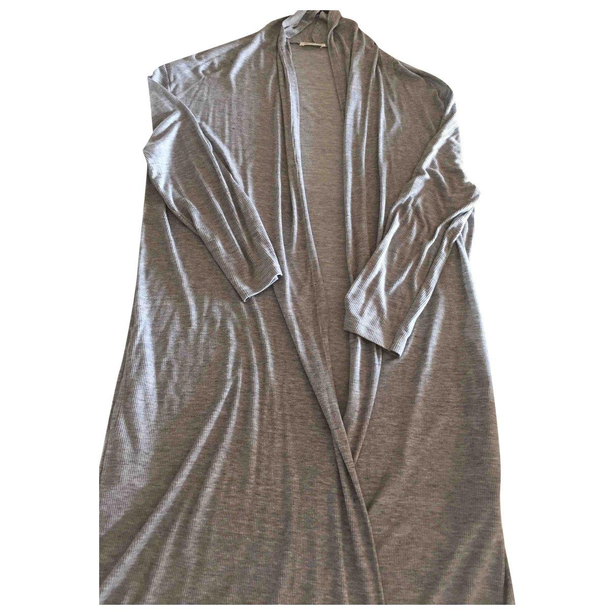 American Vintage - Pull   pour femme - gris