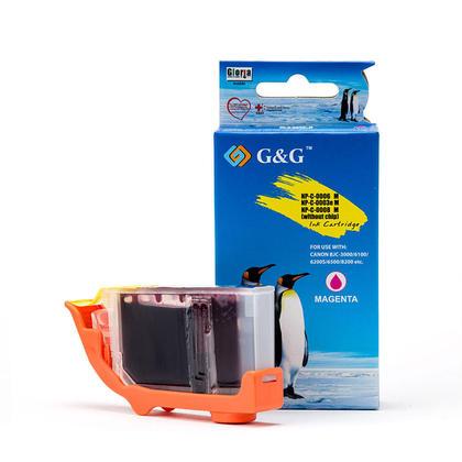 Canon BCI-6M cartouche d'encre compatible magenta - G&G™