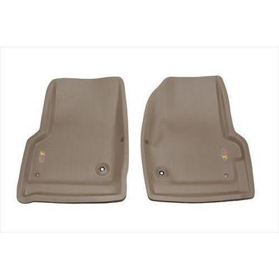 Nifty Catch-All Xtreme Front Floor Mat (Tan) - 404212