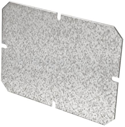 Fibox Mounting Plate 265 x 320 x 1.5mm for use with Tempo Enclosure