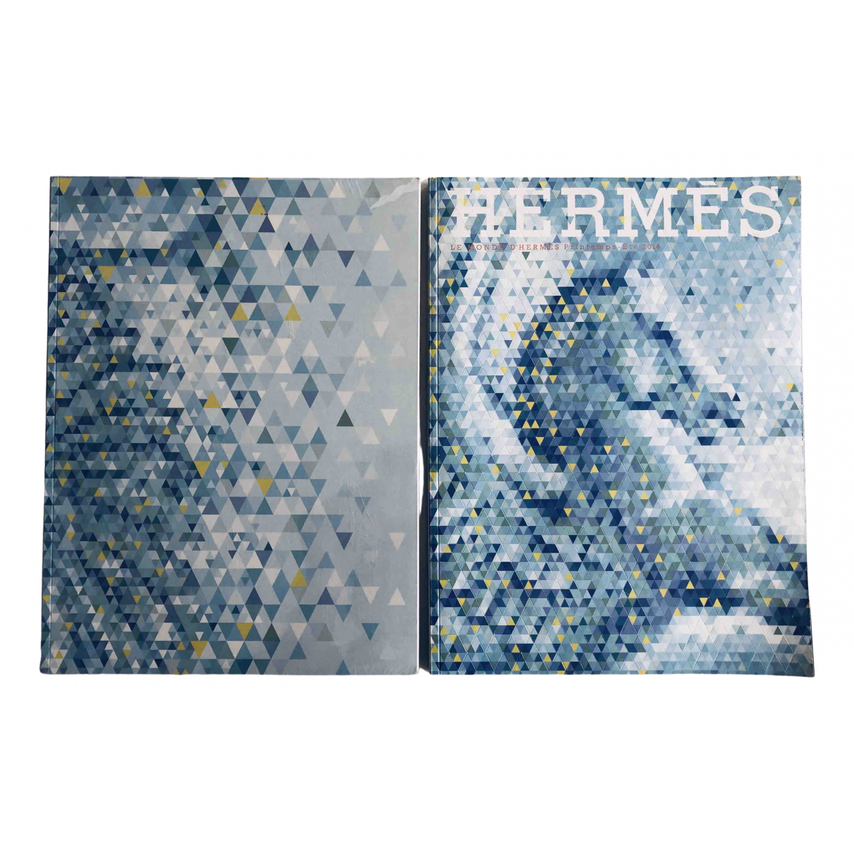 Hermes - Mode   pour lifestyle en coton - bleu