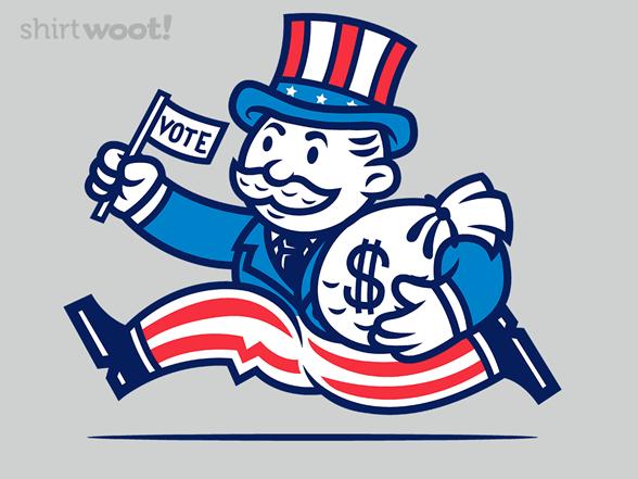 Political Run T Shirt