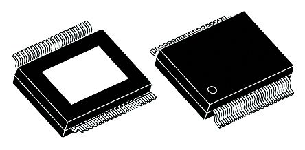 STMicroelectronics VNH7040AYTR Motor Driver IC 36-Pin, PSSO (1000)