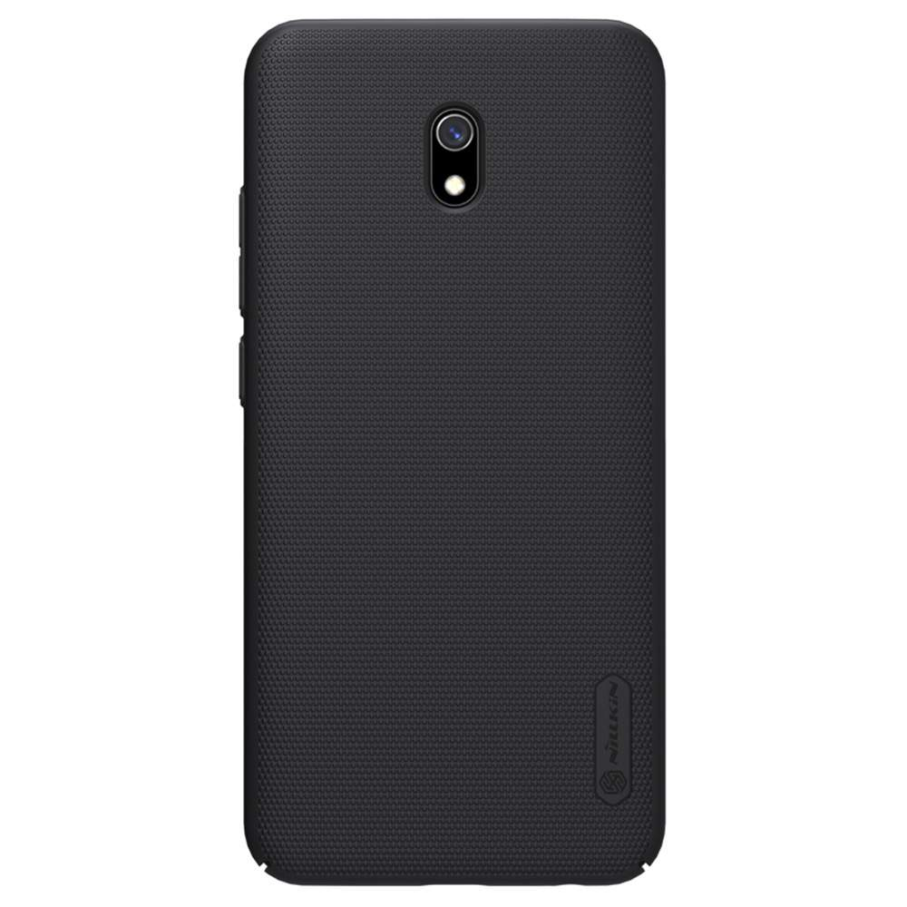 NILLKIN Protective Frosted PC Phone Case For Xiaomi Redmi 8A Smartphone - Black