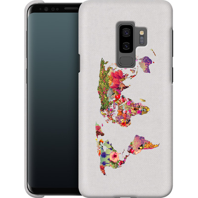 Samsung Galaxy S9 Plus Smartphone Huelle - Its Your World von Bianca Green