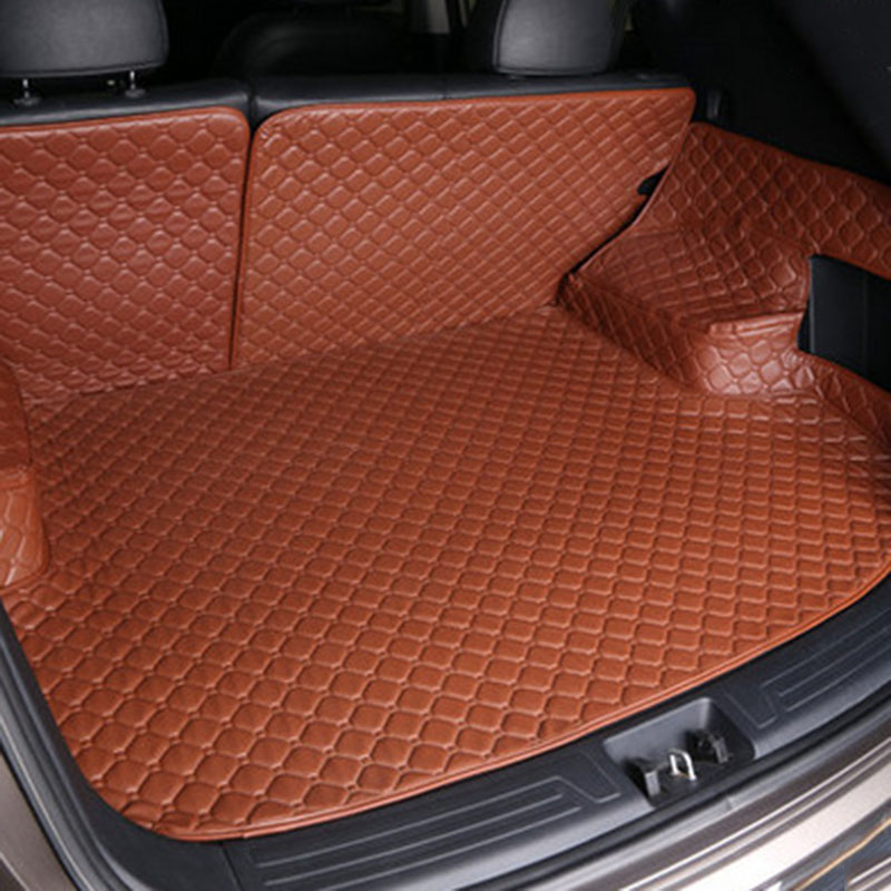 Custom Fully Enclosed Trunk Cushion Leather Materials Wear-Resistant Dirt-Resistant Durable