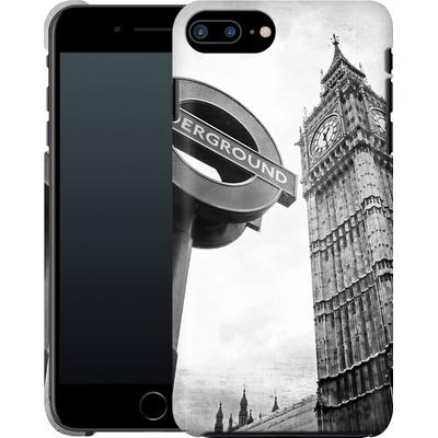 Apple iPhone 7 Plus Smartphone Huelle - Big Ben & Underground von Ronya Galka