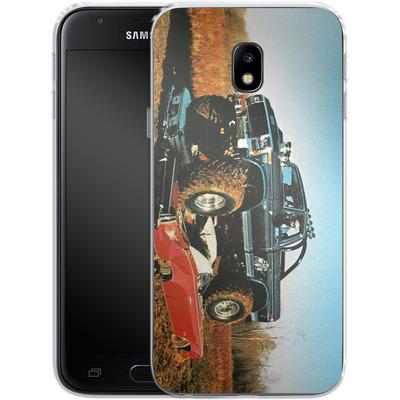 Samsung Galaxy J3 (2017) Silikon Handyhuelle - Bigfoot Seventies von Bigfoot 4x4