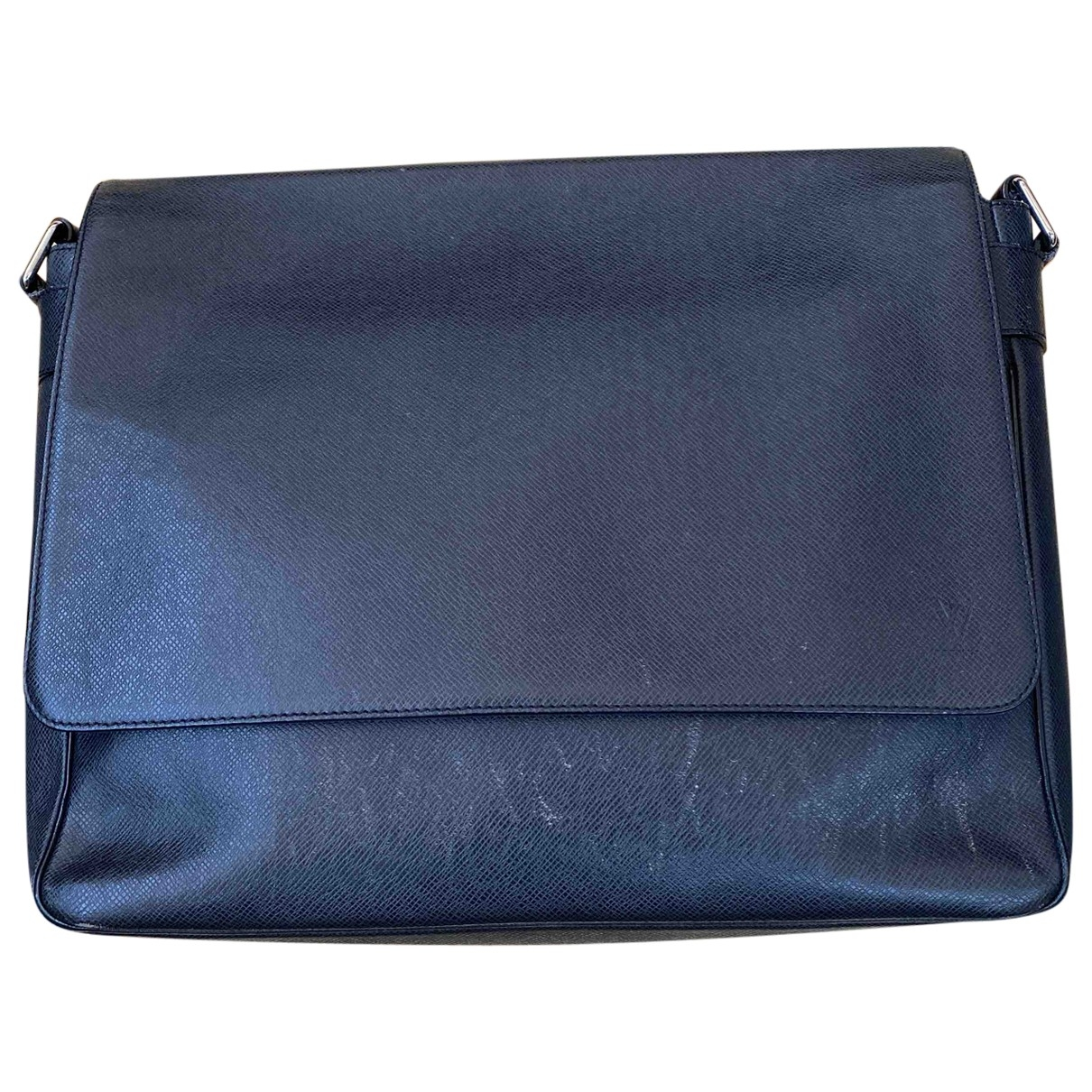 Louis Vuitton Roman Anthracite Leather bag for Men \N