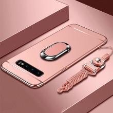 Plain Samsung Phone Case With Lanyard