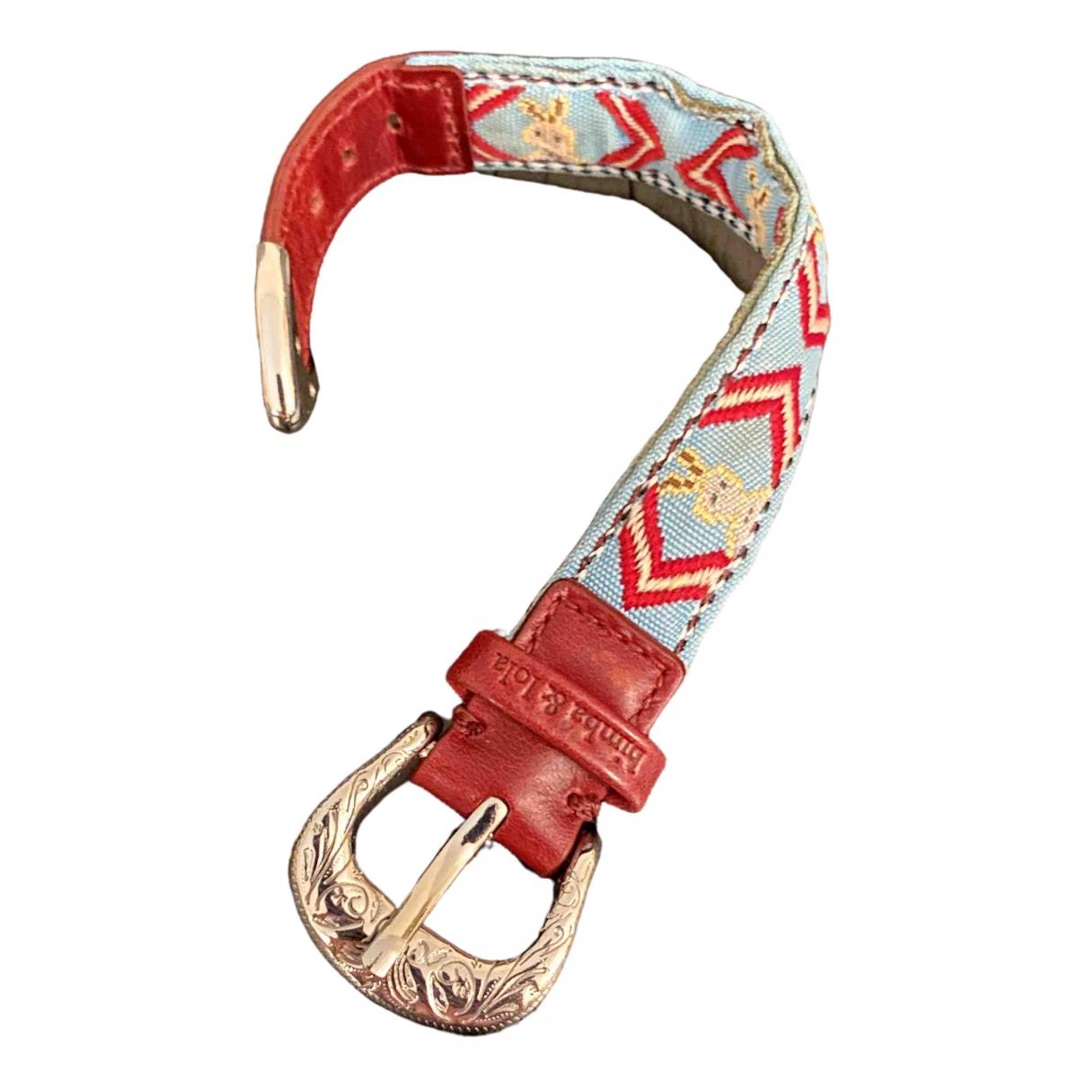 Bimba Y Lola \N Armband in  Bunt Leder