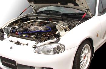 AutoExe Bonnet Damper 01 Mazda Miata 99-05