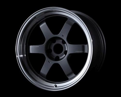 Volk Racing WVDVY-25EG TE37V Mark-II Wheel 18x10 5x114.3 -25mm Gunmetal/Rim DC