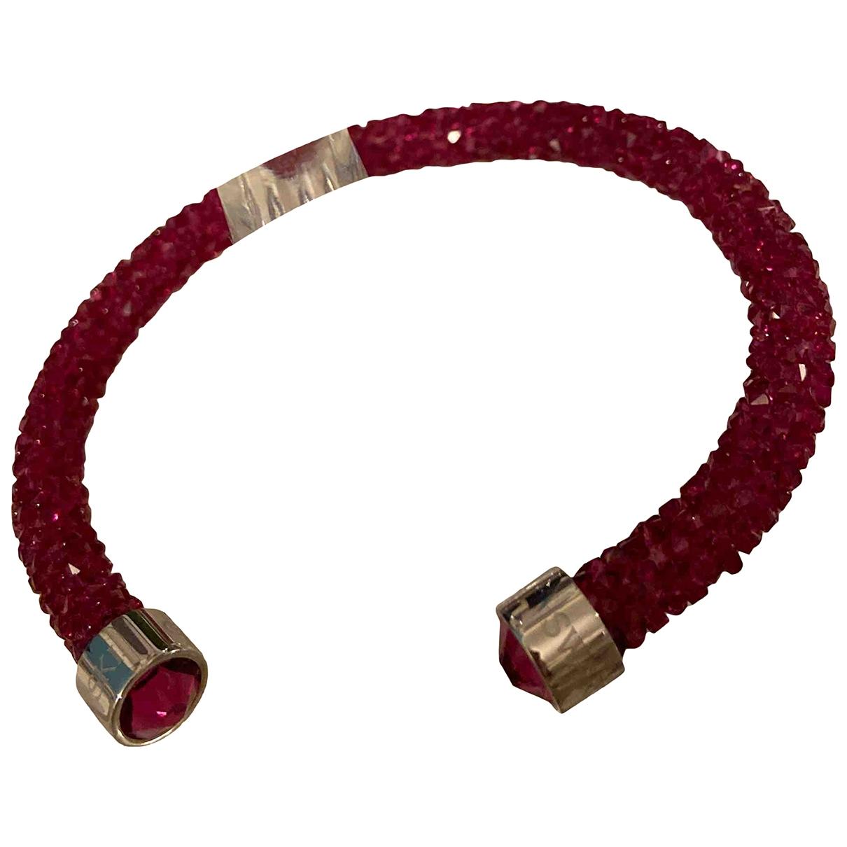 Swarovski - Bracelet   pour femme en cristal - violet