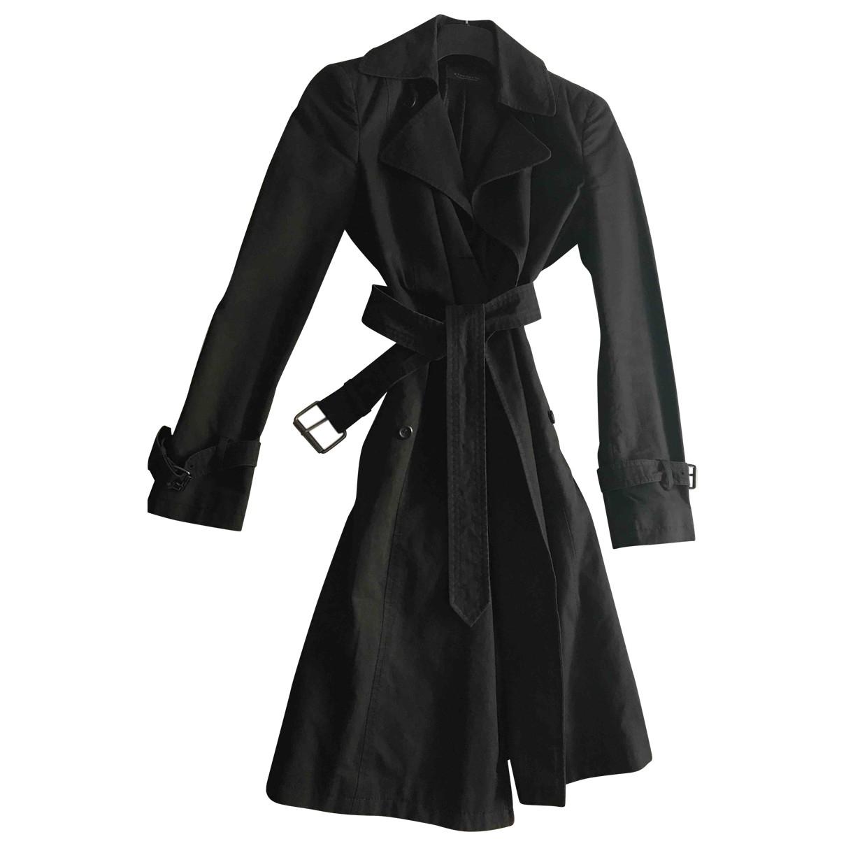 Strenesse - Manteau   pour femme en coton - anthracite