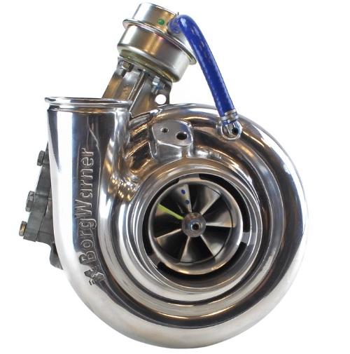 Industrial Injection 3692317411 Cummins Silver Bullet PhatShaft 69 Turbo Dodge 5.9L 1994-2002