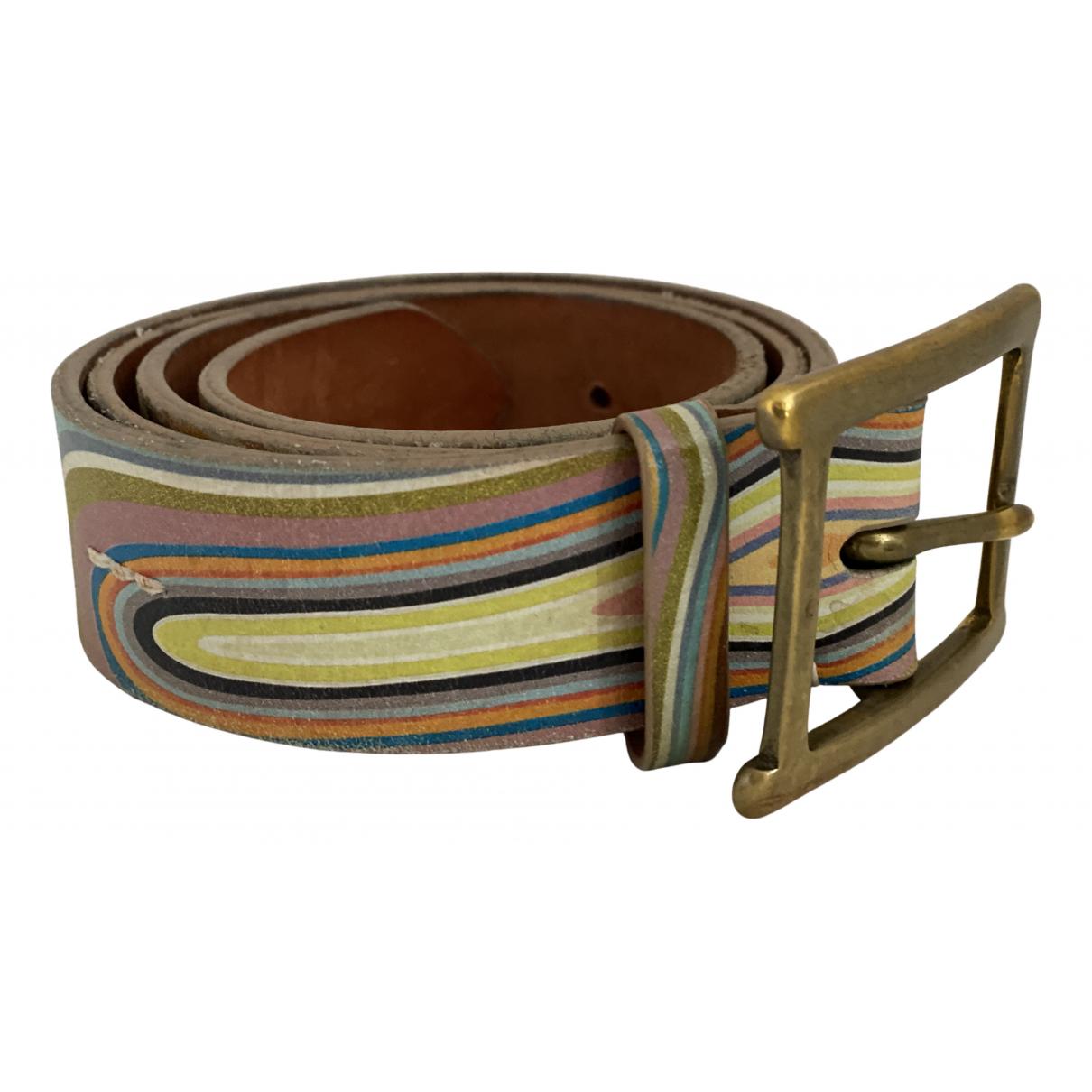 Cinturon Paul Smith