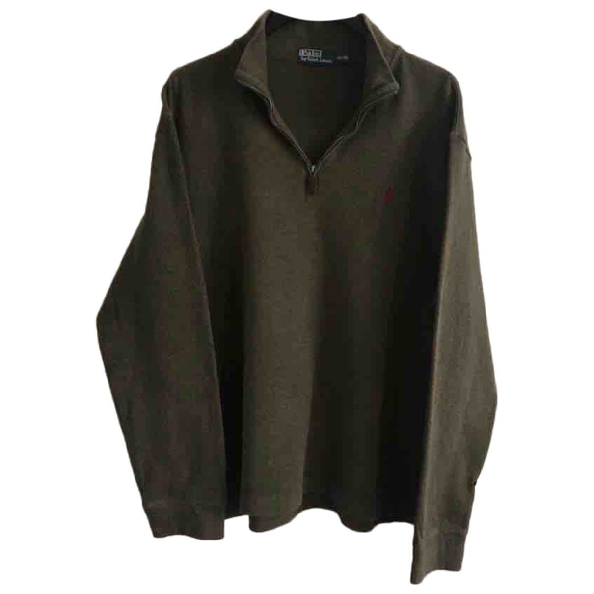 Polo Ralph Lauren \N Black Cotton Knitwear & Sweatshirts for Men L International