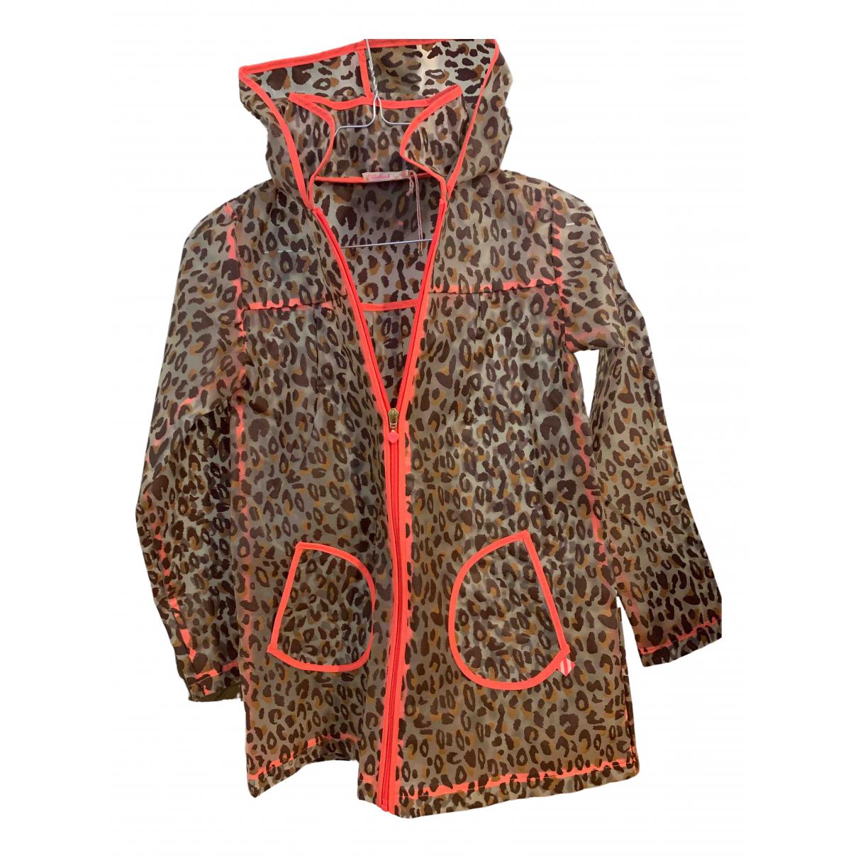 Billieblush - Blousons.Manteaux   pour enfant - multicolore