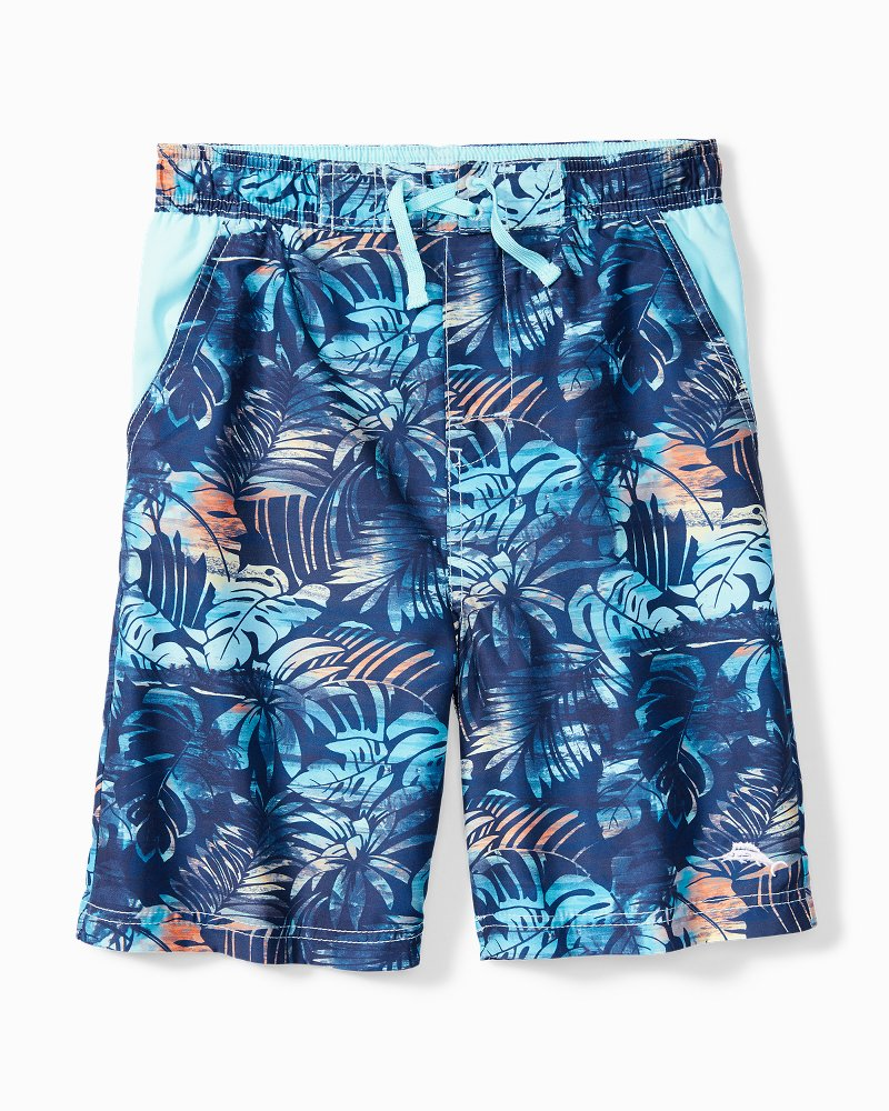 Big Boys' Hidden Shore Swim Trunks