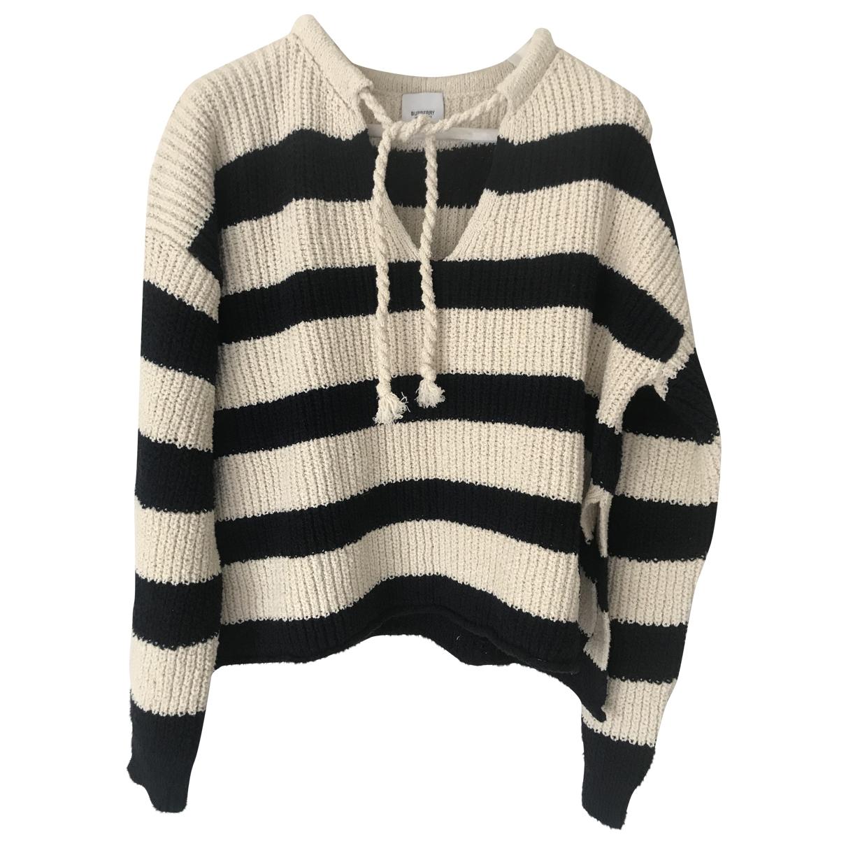 Burberry \N Wool Knitwear for Women 10 UK