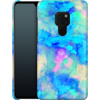 Huawei Mate 20 Smartphone Huelle - Electrify Ice Blue von Amy Sia