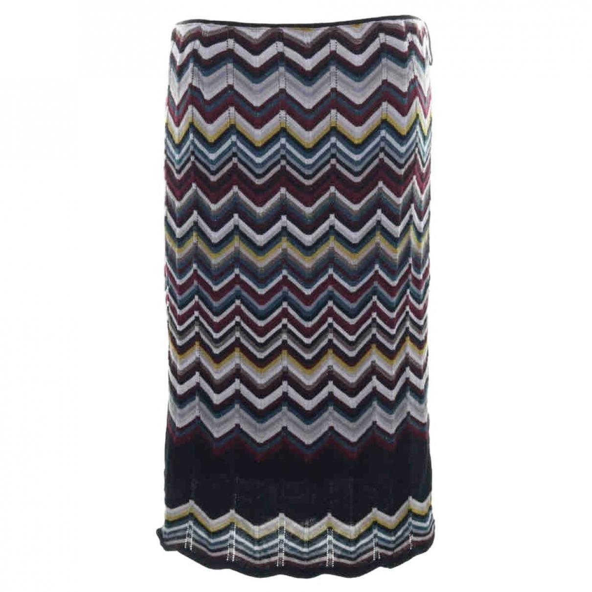 Missoni \N Multicolour skirt for Women 42 FR