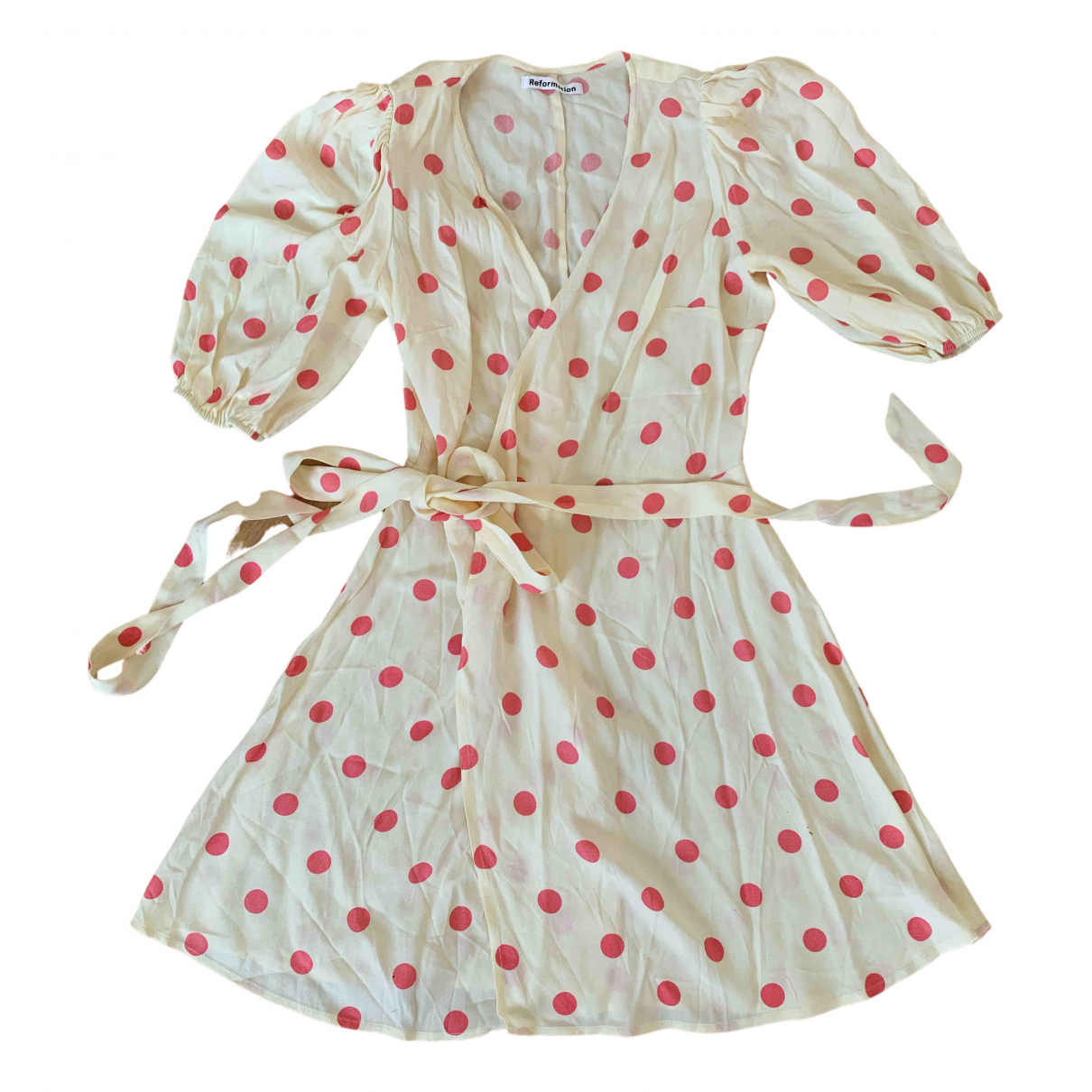 Reformation \N Multicolour dress for Women S International