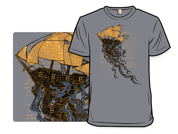Man O War T Shirt
