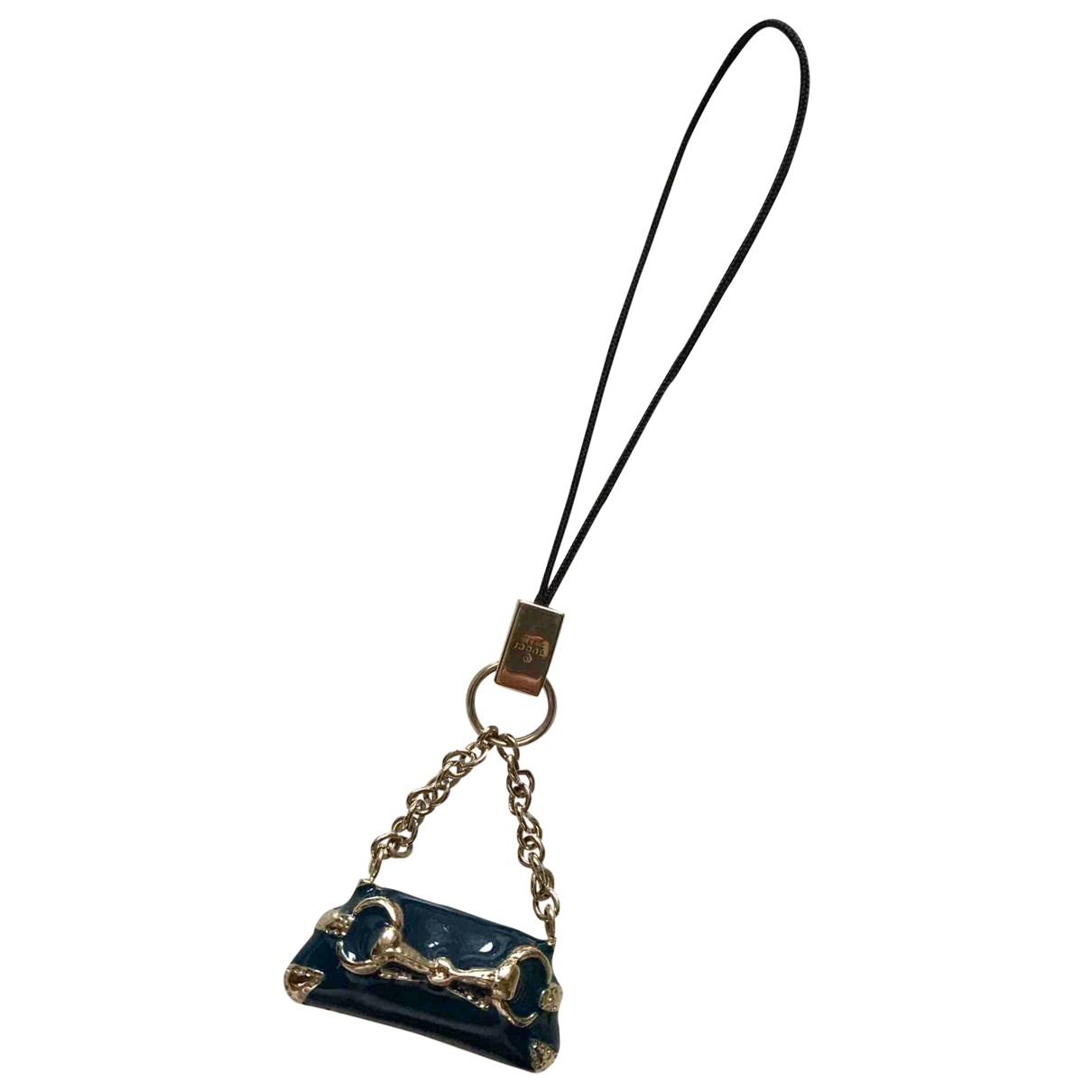 Gucci \N Green Crystal Phone charms for Women \N