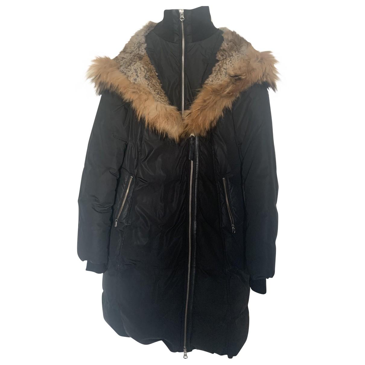 Mackage - Manteau   pour femme - noir