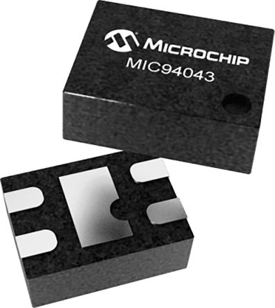 Microchip MIC94043YFL-TR, 1 Power Control Switch, Load Switch 4-Pin, MLF (5000)
