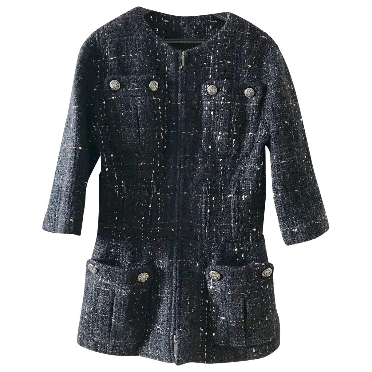 Chanel \N Black Wool jacket for Women 34 FR