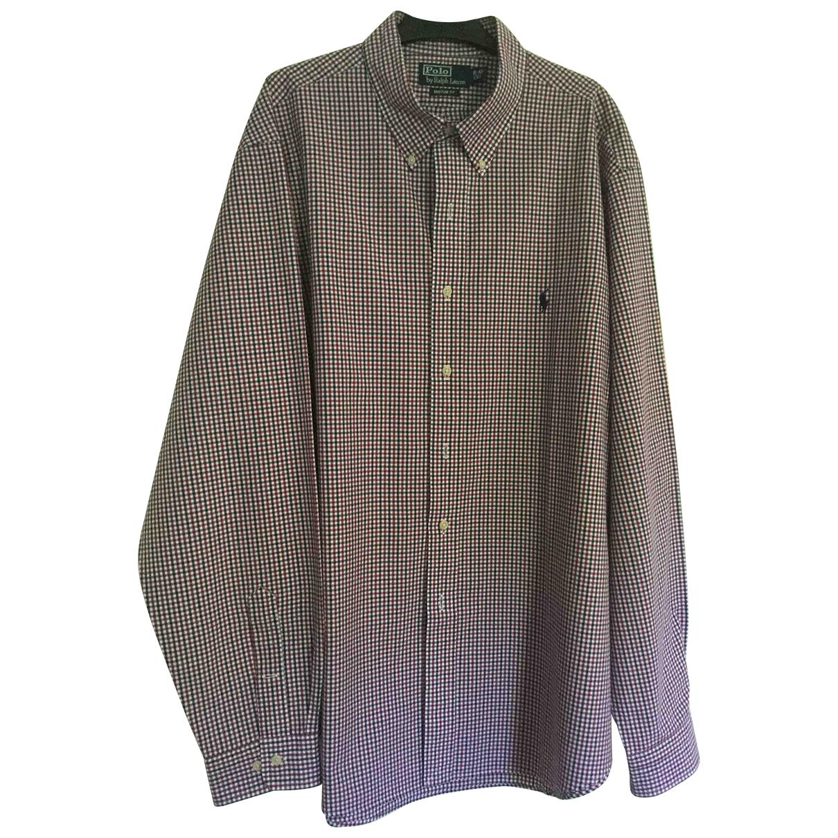 Camisas Polo classique manches longues Polo Ralph Lauren