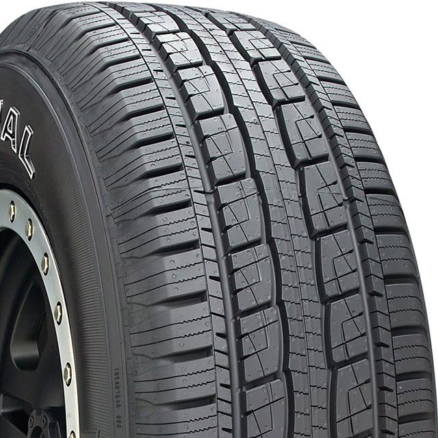 General Grabber HTS60 Tire 265 /65 R18 114T SL OWL